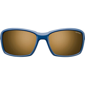 Julbo Whoops Polarized 3+ Lunettes de soleil, matt blue-brown